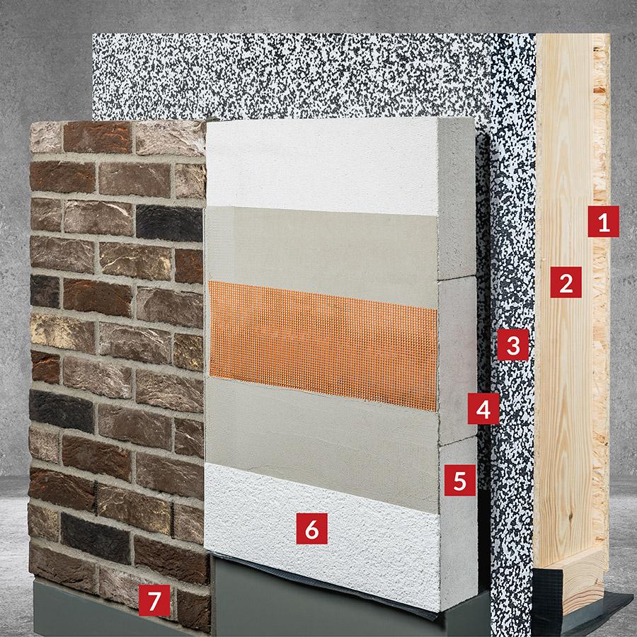 passivhaus ausbauhaus niedrigenergiehaus massivbauweise. Black Bedroom Furniture Sets. Home Design Ideas