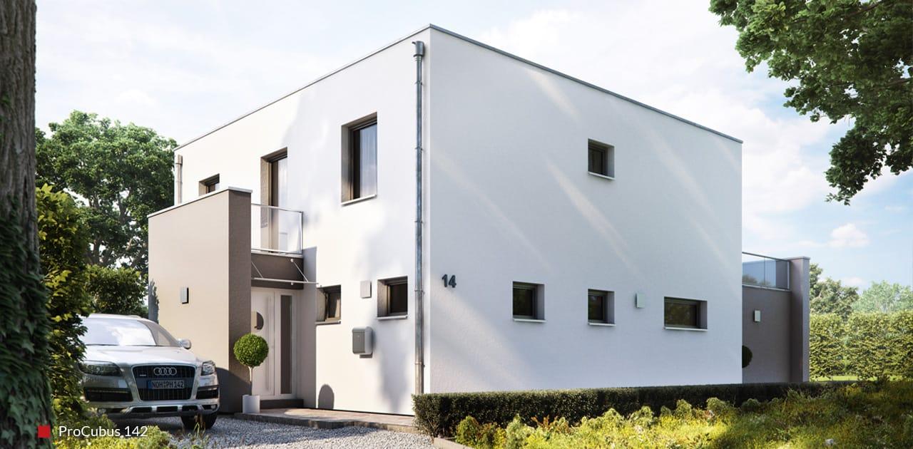 ausbauhaus bauen im bauhaus stil bauen auf kleinem. Black Bedroom Furniture Sets. Home Design Ideas