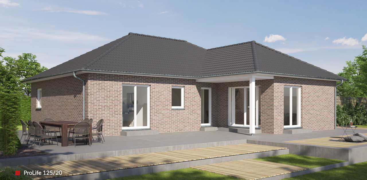 Bungalow ProLife 125/20