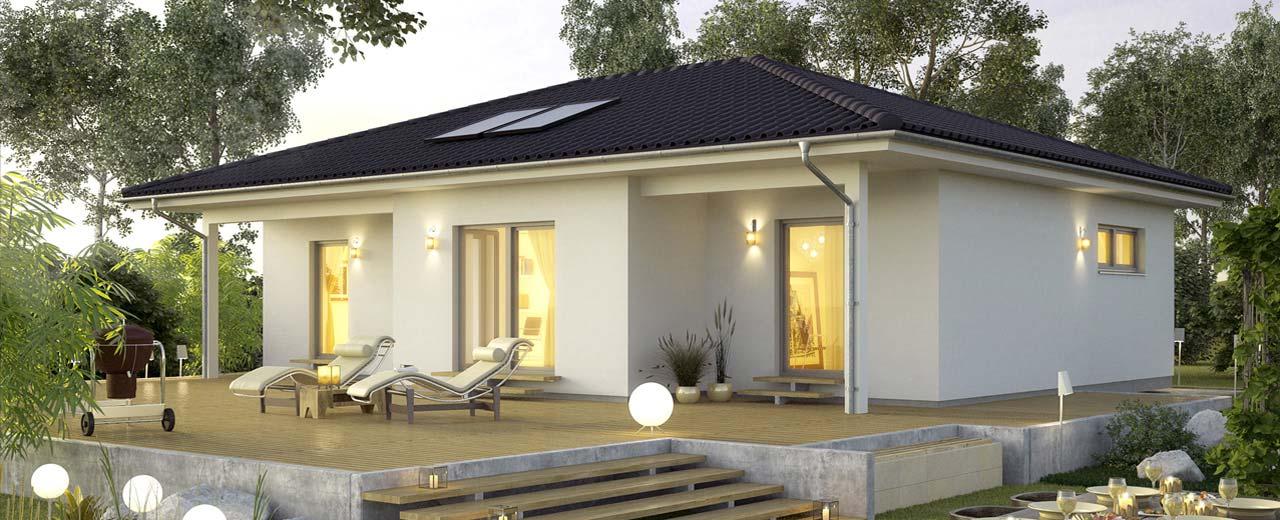 fertighaus von prohaus g nstig bauen g nstige fertigh user kaufen. Black Bedroom Furniture Sets. Home Design Ideas